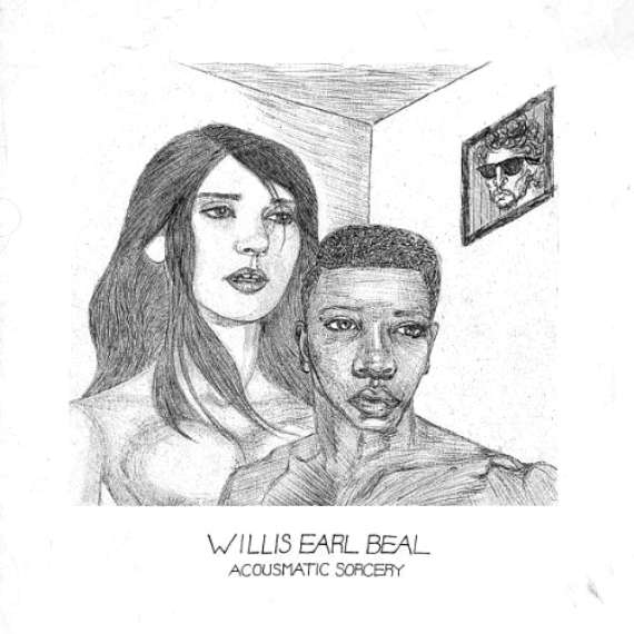 Willis Earl Beal Acousmatic Sourcery, to release April 3rd on XL Recordings