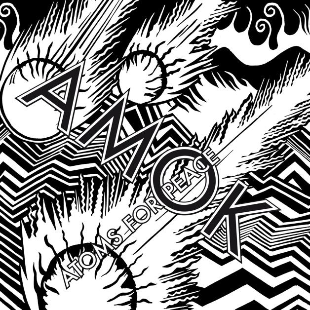 Atoms For Peace upcoming Album