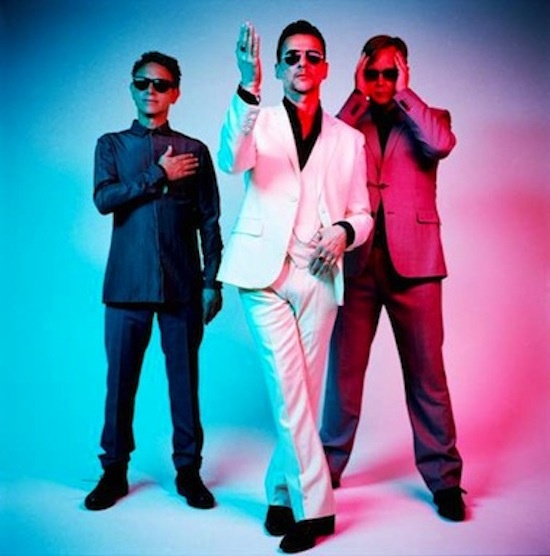 Depeche Mode to Release new Album