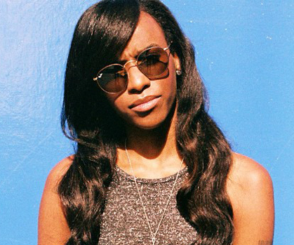 Angel Haze Tours with Cat Power and Major Lazer