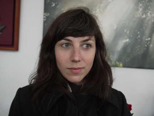 Julia Holter covers Arthur