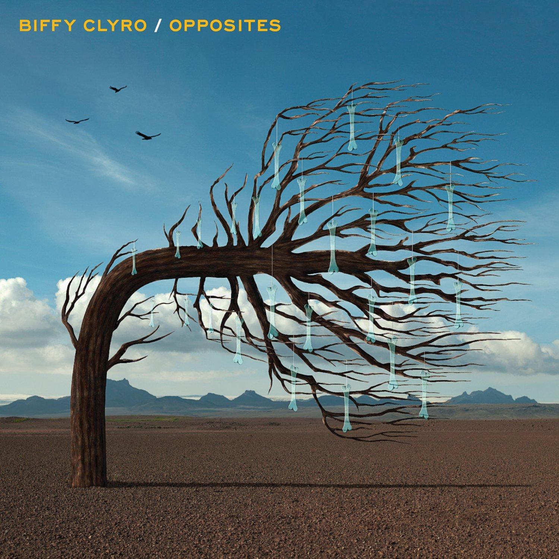 Biffy Clyro 'Opposites' review