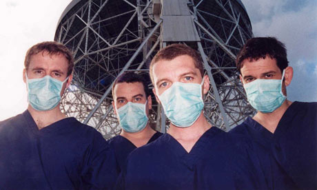 Clinic Announce North American Tour
