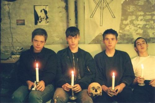 Iceage release video for 'Ecstacy'
