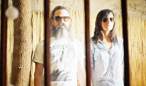 Moon Duo release song in German
