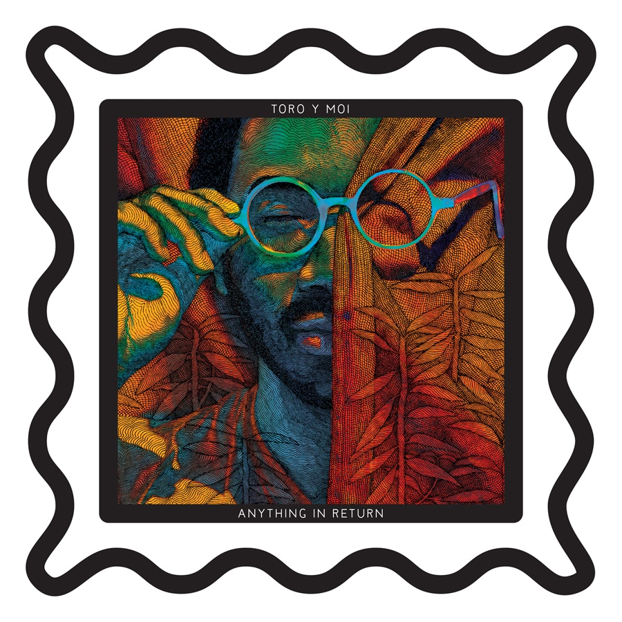 Album review for Toro Y Moi's Anything In Return