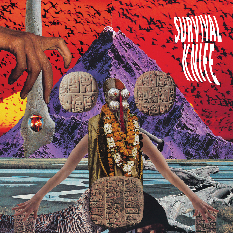 Sub Pop release singles from Survival Knife