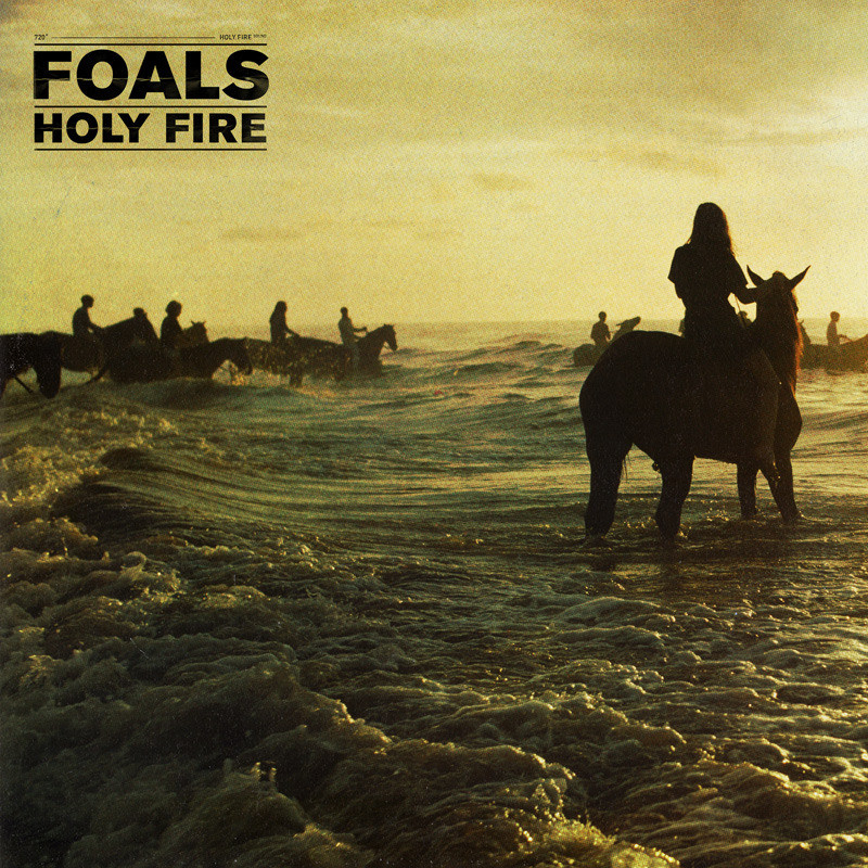 Stewart Wiseman reviews 'Holy' Fire', the brand new album from UK Band 'Foals'.