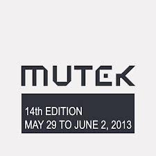 1st wave of artists announced for Mutek 2013 Montreal