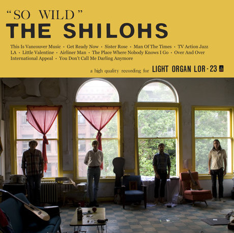 Joe Romeo Reviews The Shilohs 'So Wild' for Northern Transmissions