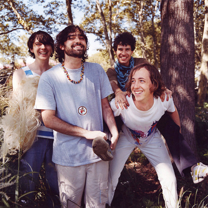 Animal Collective release live videos, relaunch radio station
