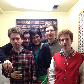 Parquet Courts reveal tour dates and share track