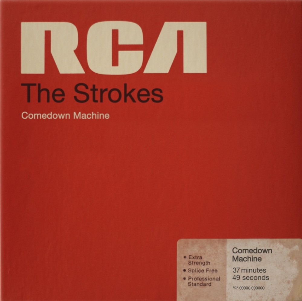 Northern Transmissions reviews The Strokes New Album Comedown Machine
