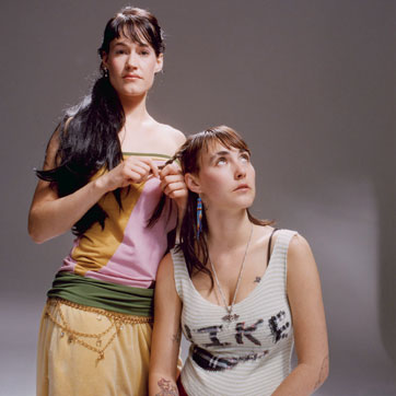 Listen to CocoRosie's 'After The Afterlife'