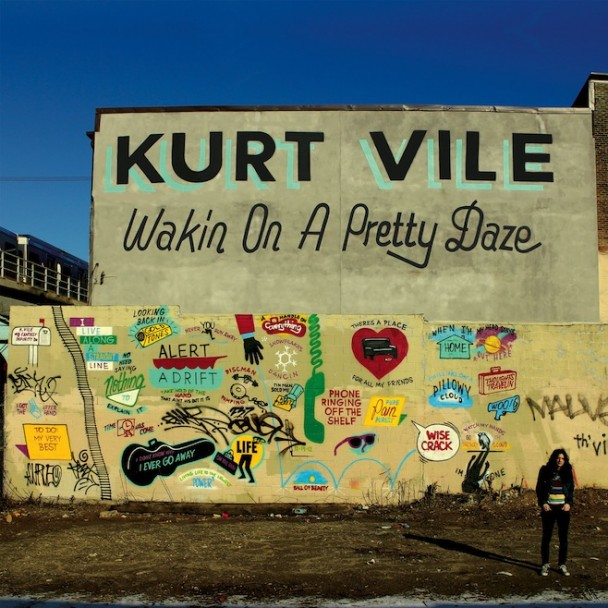 Northern Transmissions review of Kurt Vile's 'Walking On Pretty Daze'
