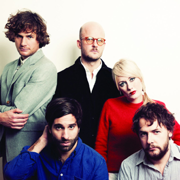 Shout out louds share new video and tour dates