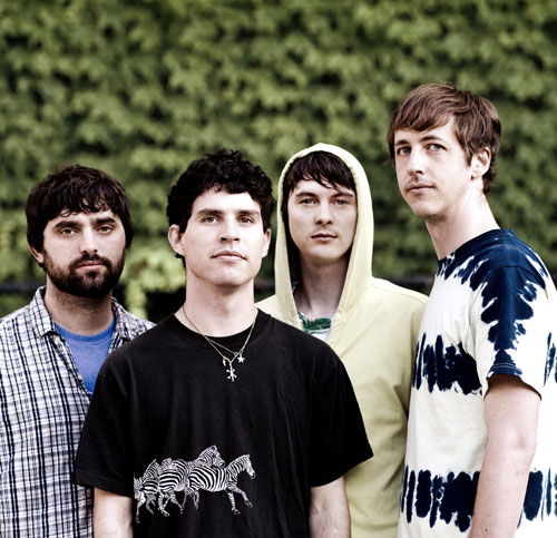 Animal collective get remixed by Gang Gang Dance