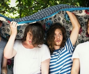 Mood Rings to release debut LP on Mexican Summer