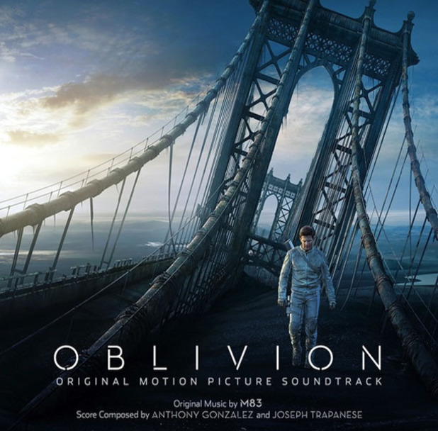m83 soundtrack to oblivion film