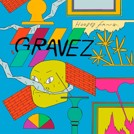 "Hooded fang share details of ""Gravez"""