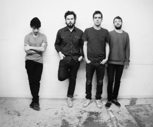 SUUNS announce massive tour and festival dates in support of Images du futur