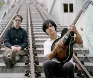 The Dodos announce new album 'Carrier' on Dine Alone Records