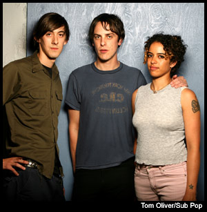 "The Thermals release new video for ""The Sunset"". announce tour dates"