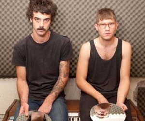 """Gauntlet Hair release single and video for """"Bad Apple"""" Their album """"Stills"""" will be out July 16 on Dead Oceans"""