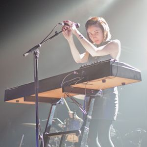 Hundred Waters live, reviewed for Northern Transmissions by Sinead Keane