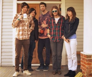 """The Love Language announce tour and details of upcoming album """"Ruby Red"""""""