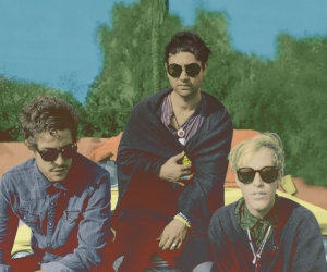"""Unknown Mortal Orchestra Covers Otis Rdding """"Sittin On The Dock Of The Bay"""", on world tour now"""