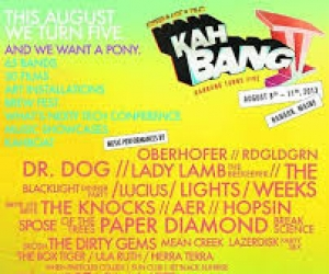 KahBang Festival announces acts including Dr. Dog and Oberhofer, more to be announced