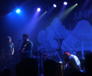 Junipp with On and on + Barbarossa live at the Rio
