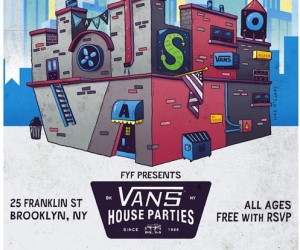 Vans/FYF announces house parties with Fucked Up, Toro Y Moi and more
