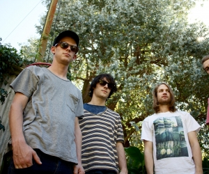"""Ghost Wave Reveal New Track """"Bootlegs"""" Debut Album Ages Out August 27th in the U.S. on Flying Nun Records"""