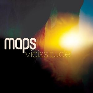 """Vicissitude"" by Maps, Aka James Chapman reviewed by Northern Transmissions wiill be out July 8 on Mute Records"