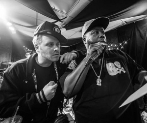 Run The Jewels live review from The Biltmore Cabaret