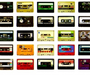 International CASSETTE STORE DAY announced for September 7th, 2013, featuring releases from At The Drive-In, The Flaming Lips, Deerhunter & more