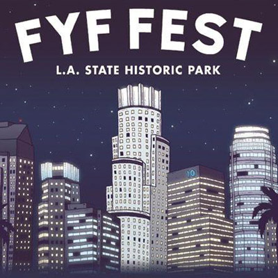 FYF Fest Announces Comedy Lineup for 2013 Festival August 24th-25th in Los Angeles State Historic Park
