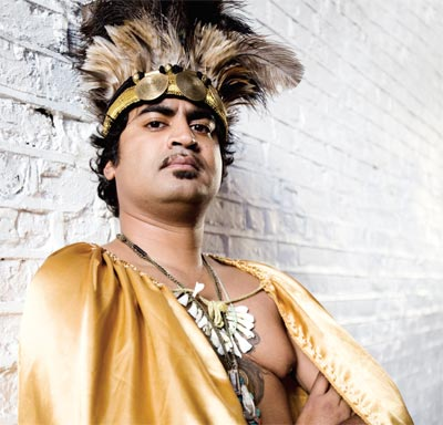 """Watch King Khan & The Shrines' """"Darkness"""" Video; New Album Out 9/3 On Merge Records"""