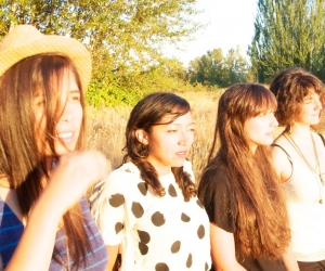 La Luz to release It's Alive 10/15, touring with Of Montreal and The Growlers