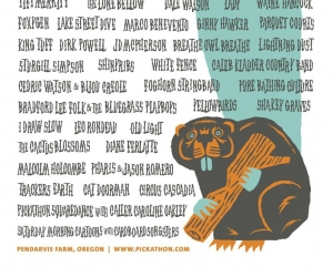 pickathon adds many events for kids to add to the great lineup that includes Foxygen, Kurt Vile, and Andrew Bird