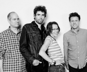 """superchunk share single """"Me & You & Jackie Mitoo, from their upcoming album """"I Hate Music"""" which comes out August 20 on Merge records"""