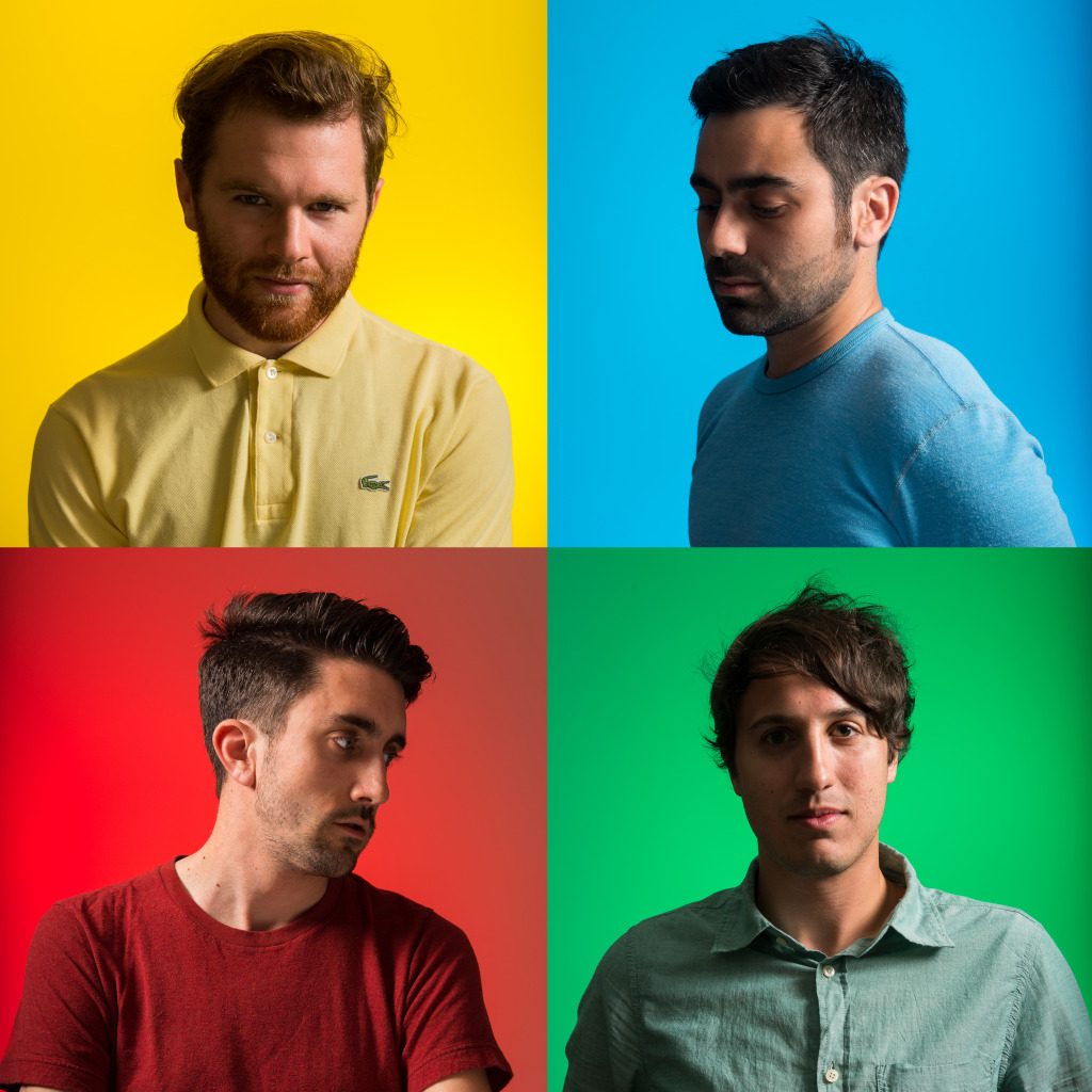 Hands Announce Fall Tour Dates With On And On; Debut Album Synesthesia Out Now On Kill Rock Stars
