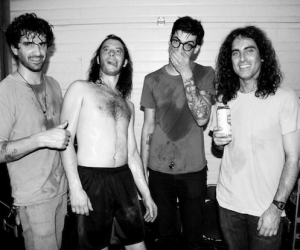 The Men Set To Release 'Campfire Songs' EP on October 15, 2013 via Sacred Bones. Full North American Tour Kicks off in September