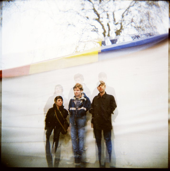"""Girls Names shares """"Third Uncle"""" (Brian Eno Cover) from The Next Life EP"""