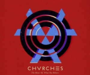 """CHVRCHES """"The Bones Of What You Believe"""" reviewed by Northern transmissions"""