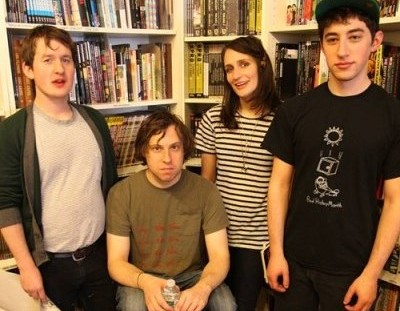 """Speedy Ortiz Interview with Northern Transmisions. Their latest album """"Major Arcana"""" is now out on Carpark Records."""