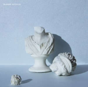 """The new album from Blouse """"Imperium"""" reviewed by Northern Transmissions. Out today on Northern Transmissions"""