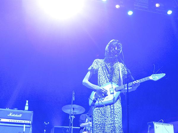 Deerhunter 2013 FYF Fest Los Angeles